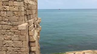 Ancient Castle in Saida- Lebanon - Fun & Sportive Activities
