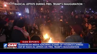 Left-wing media, Democrat lawmakers called for violence against President Trump for years
