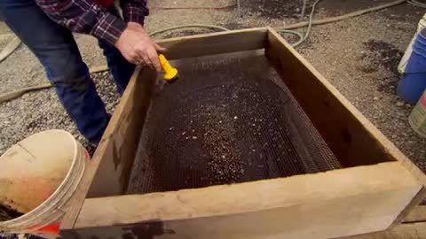 Gold Rush: Parker's First Clean Out