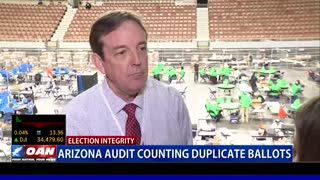 Ariz. audit nearing completion, needs 2.1M ballots in total