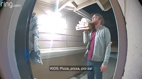 Sometimes You Just Need To Dance! Ring Video Doorbell Captures Funny Moment Ring TV