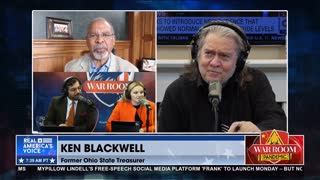 Ken Blackwell: Globalists Running Their Playbook for One World Government