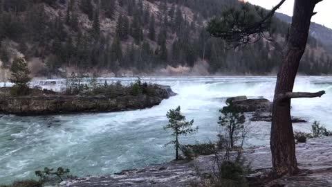 Short Video of Kootenai Falls
