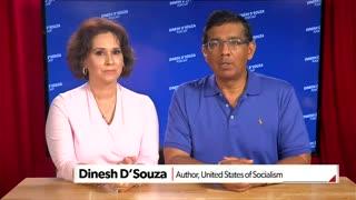 Criminalizing Conservatives. Debbie & Dinesh D'Souza with Seb Gorka