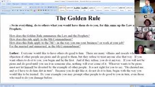 Matthew Bible Study 14