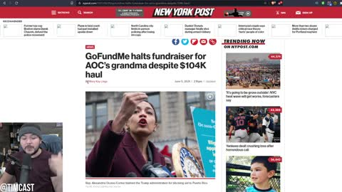 Conservatives Raise over $100k For AOC Grandmother, AOC Gets GoFundMe SHUT DOWN, We Can Do BETTER
