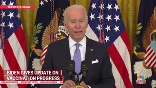Biden Announces New Covid Vaccine Incentives, Mandates For Federal Workers