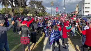 Fighting for Trump Rally-4