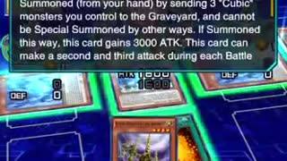 Yu-Gi-Oh! Duel Links - How To Summon Buster Gundil the Cubic Behemoth! (Dimensional Disaster Reward)