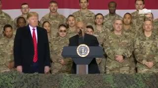 Afghani President praises Trump