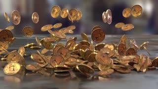 Bitcoin - USD - Crypto Currency - Money