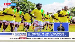 Story of Kakamega Homeboyz' team doctor Bernadette Aseyo working in a male-dominated industry