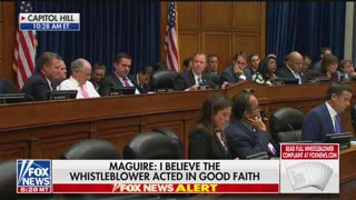 Schiff talks about his parody of the president in opening hearing