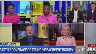 Paranoid MSNBC Host Joy Reid Is Scared