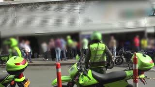 Allanamiento a Centro Comercial San Bazar en Bucaramanga
