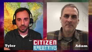 Citizen Representatives Podcast Form Third Party? Term Limits? What is Citizen Representatives?