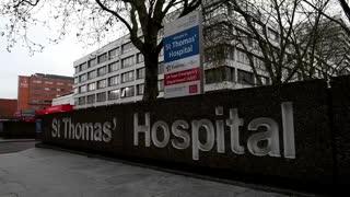"""Johnson ingresado en un hospital por """"precaución"""" por Coronavirus"""