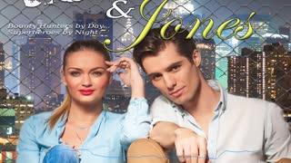 Jones & Jones, a Sci-Fi/Urban Fantasy/Romantic Suspense