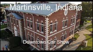 Car show - Martinsville, Indiana