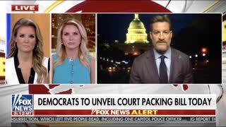 Rep. Greg Steube Joins Fox & Friends First to Discuss Biden's Court Packing Plan