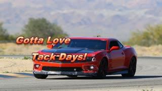 Laps for Charity 2020 Camaros Las Vegas Motor Speedway Split Screen