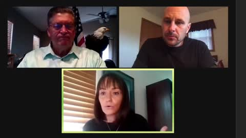 Levana Lomma and Sheriff Mack on Marty Leeds Live
