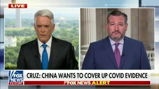 Ted Cruz BLASTS Media For Covering Up For China Over Covid Outbreak