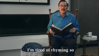 Mike Lindell - Welcome to Sleepyville! MyPillow! PROMO CODE WLT