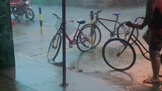 Heavy Rain (Stranded)