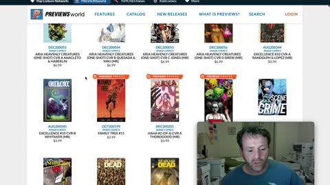 Comic Book Picks for week of February 17, 2021 + key issues