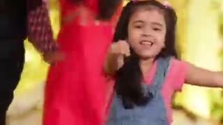 child dance at wedding