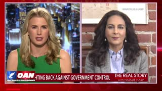 The Real Story - OANN Jobs Report with Harmeet Dhillon