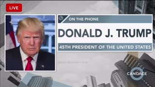 Full Interview with Donald Trump on Candace (5/5/2021)
