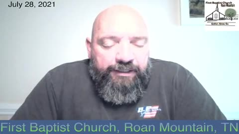 Morning Devotion With Mike - July 28, 2021