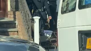 Brooklyn Arrest video 2