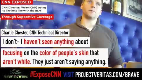 PART 3: CNN Director ADMITS CNN Ignores Black on Asian Crime, Actively Tries to Help BLM
