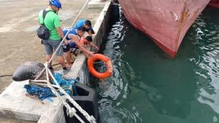 Coast Guard Rescue Doggy in Distress