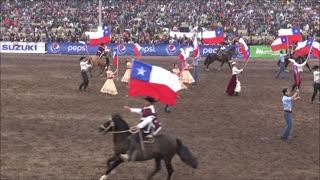 Semana Chilenidad in Santiago, Chile