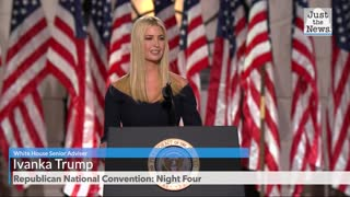 Republican National Convention, Ivanka Trump Full Remarks