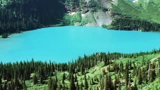 Spectacular Landscapes at Glacier National Park