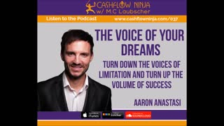 Aaron Anastasi Shares The Voice Of Your Dreams