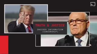 Rudy Giuliani is furious