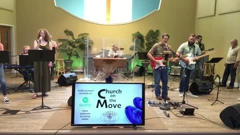 Worship service 6-6-21