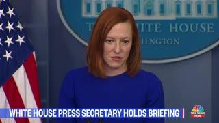 Jen Psaki addresses border crisis