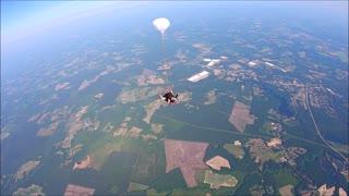 Skydiving- Faith over Fear