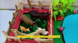 domestic animal shelter model   DIY at home  