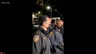UPDATE: Three Harris County Deputies Injured in Shooting