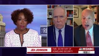 "UNHINGED: Joy Reid Says Trump Inspired Violence ""Much the Way Bin Laden Did"""