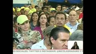 Maduro culpó a Bolsonaro por los incendios en la Amazonía