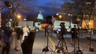 WATCH the MSM stage the drama in DC